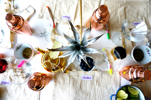 Mad Hatters Mar-tea-ni Masterclass