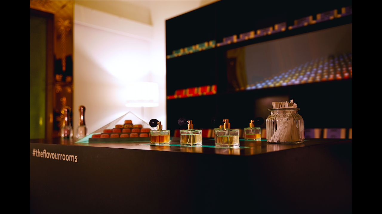 The Smith & Sinclair Edible Perfume Experience