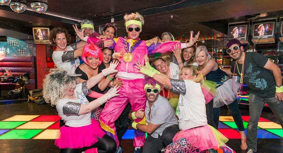 Reflex Dance Studios Central London London Hen Party