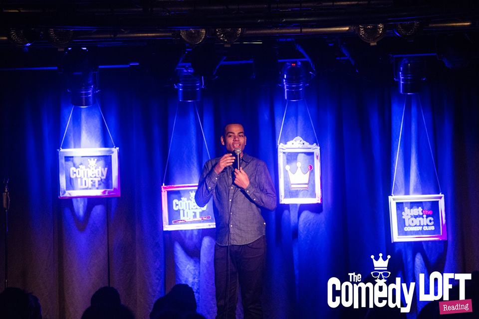 JustTheTonic Presents Friday Night Comedy
