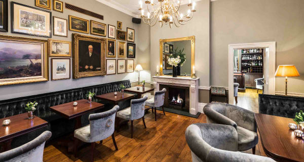 The Hyde at The Royal Park Hotel The Hyde fuses sophistication and comfort in renovated Royal Park Hotel space