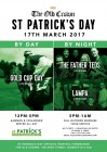 St Patricks Festival Fundraiser with Lampa and The Father Teds.