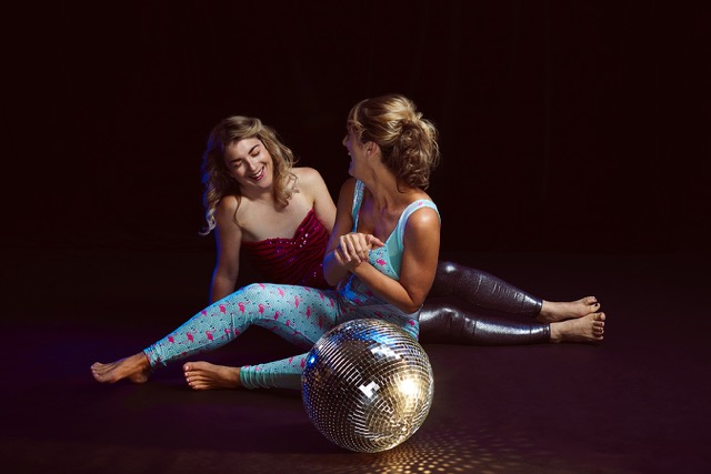 Disco Yoga's Brighton Brunch