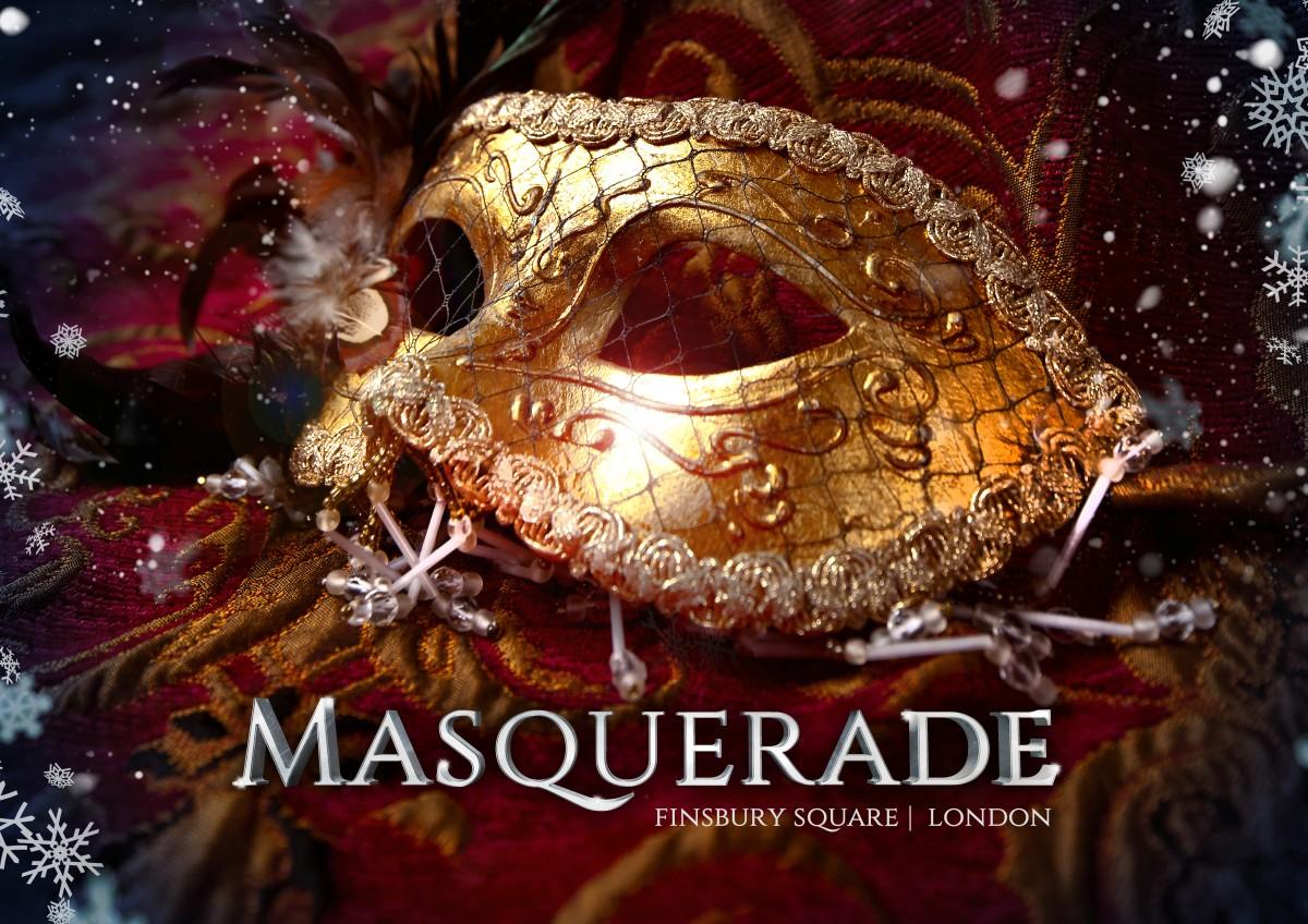 Christmas Masquerade Party Ideas Part - 23: Masquerade Christmas Party 2017
