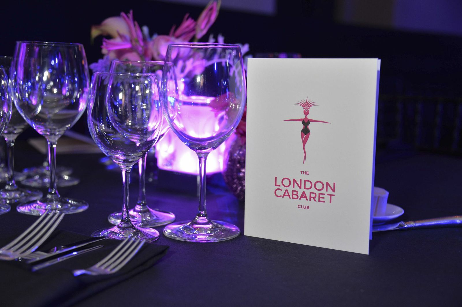 GIFT VOUCHER TO THE LONDON CABARET CLUB