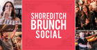 Flight Club Shoreditch Brunch Social