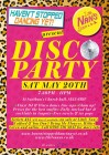 HSDY & Little Nan's Disco Party