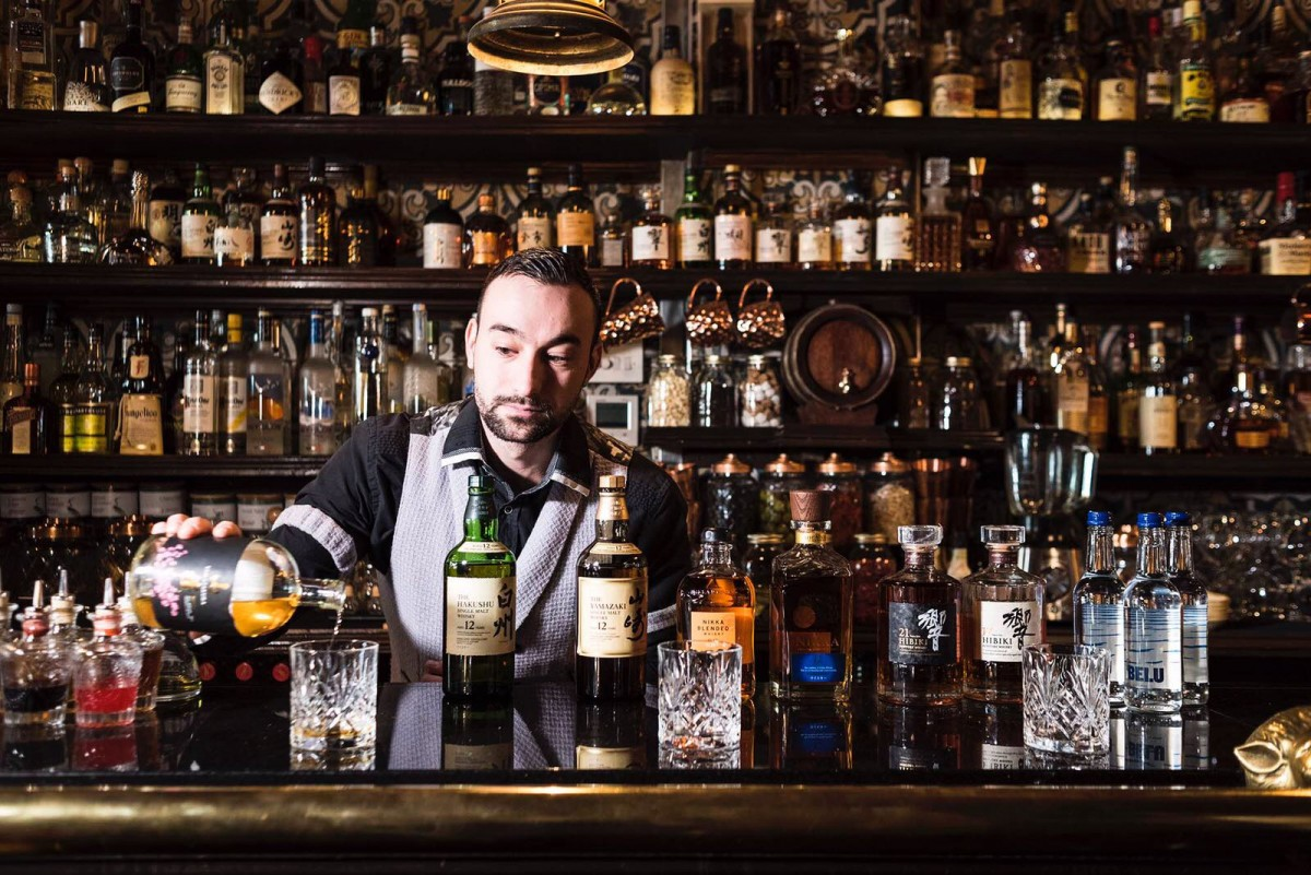 Japanese Whisky Masterclass at MAP Maison!