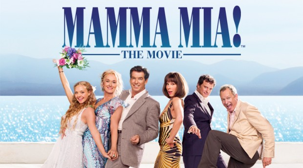Mother's Day Pop Up Cinema - Mamma Mia! The Movie