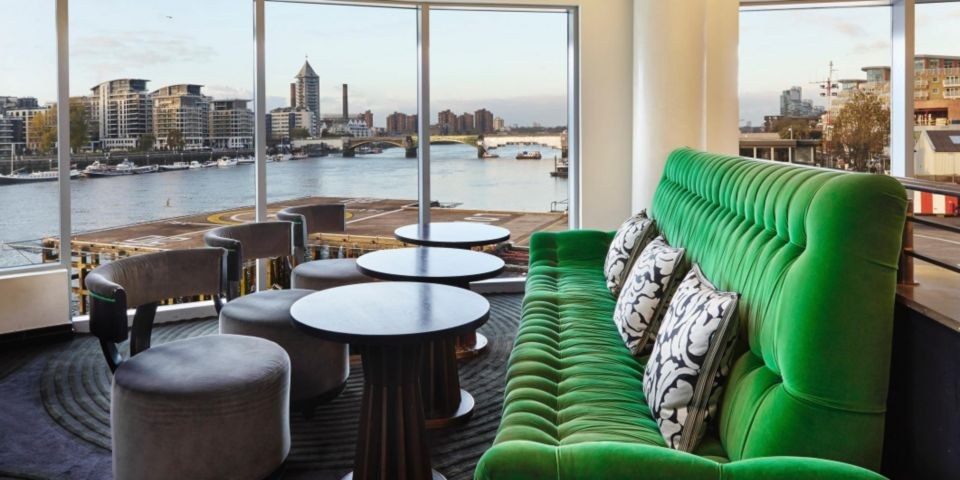 Crowne plaza hotel battersea london hotel reviews for Boutique hotels just outside london