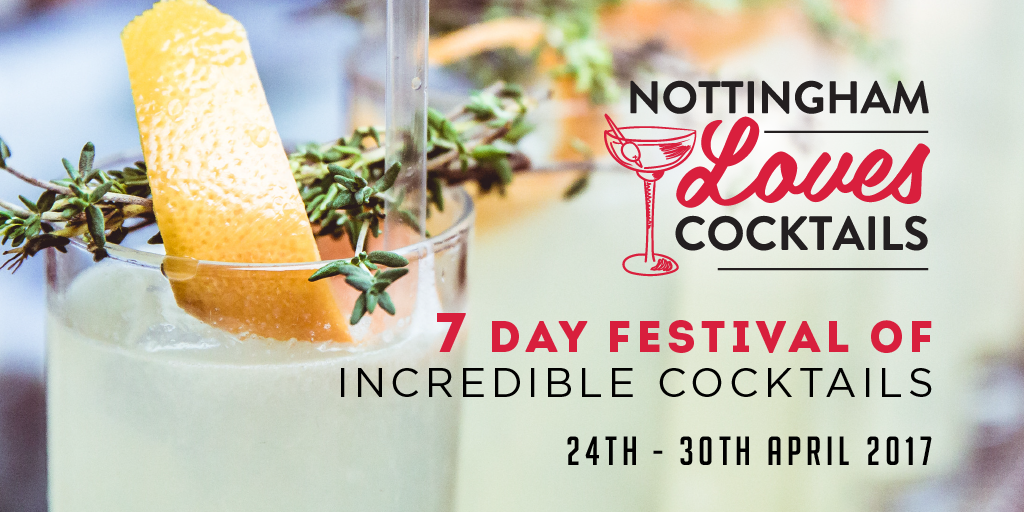 Nottingham Loves Cocktails
