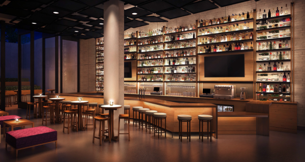 Nobu Shoreditch Luxurious hotel brand Nobu opens a new fusion restaurant in Shoreditch this summer