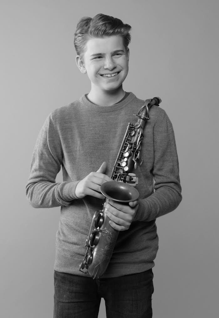 YOUNG JAZZ SYNERGY WEEKEND W/ SAM BARNETT QUINTET