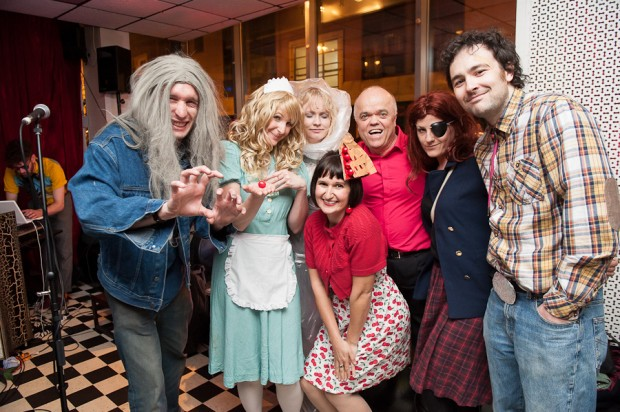 It Is Happening Again: A Twin Peaks Party