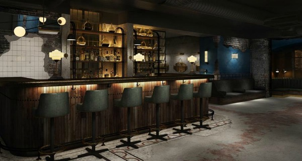 Blacklock City Blacklock is bringing cocktail trolleys and fancier dining to City opening