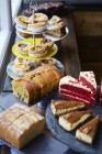Mother's Day Afternoon Tea at the Larder Bethnal Green