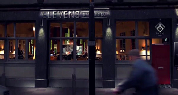 Elevens Bar & Grill Gareth Bale returns to his hometown, opening a new sports bar on the iconic Castle Street