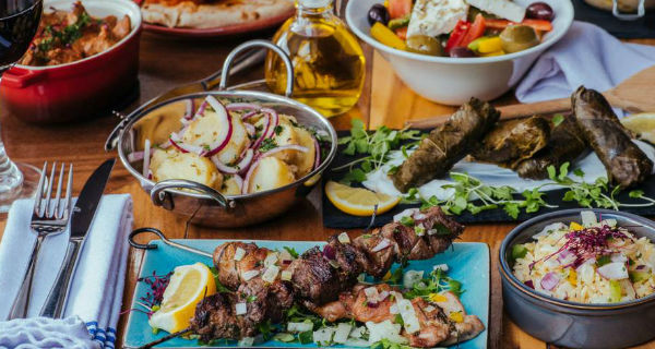 Mezze Glasgow New Glasgow rooftop restaurant will serve fancy kebabs and cocktails