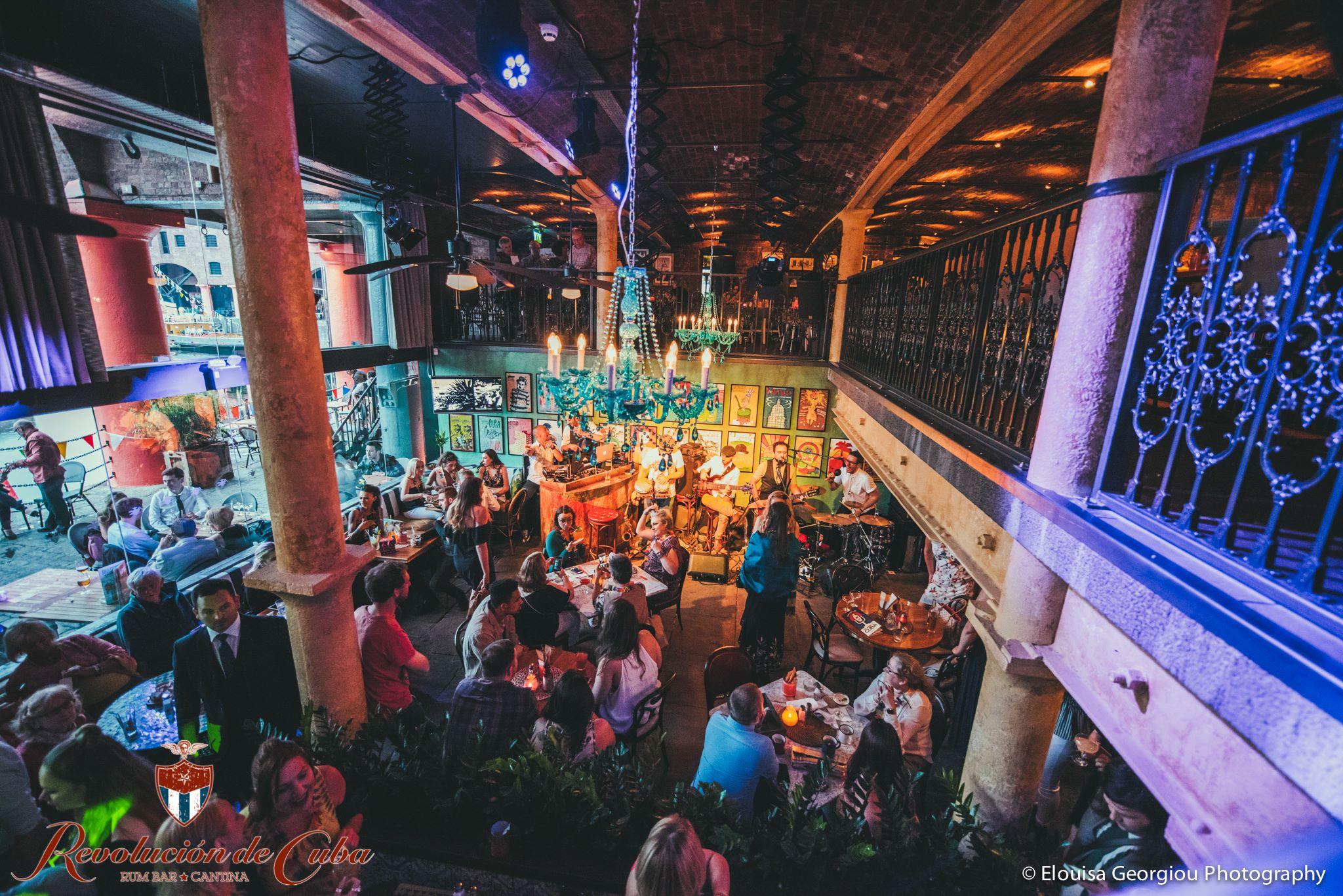 37e3629d4f Revolucion de Cuba Liverpool | Liverpool Bar Reviews | DesignMyNight