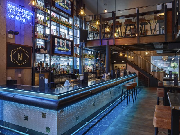 Manahatta Greek Street Leeds Bar Reviews Designmynight