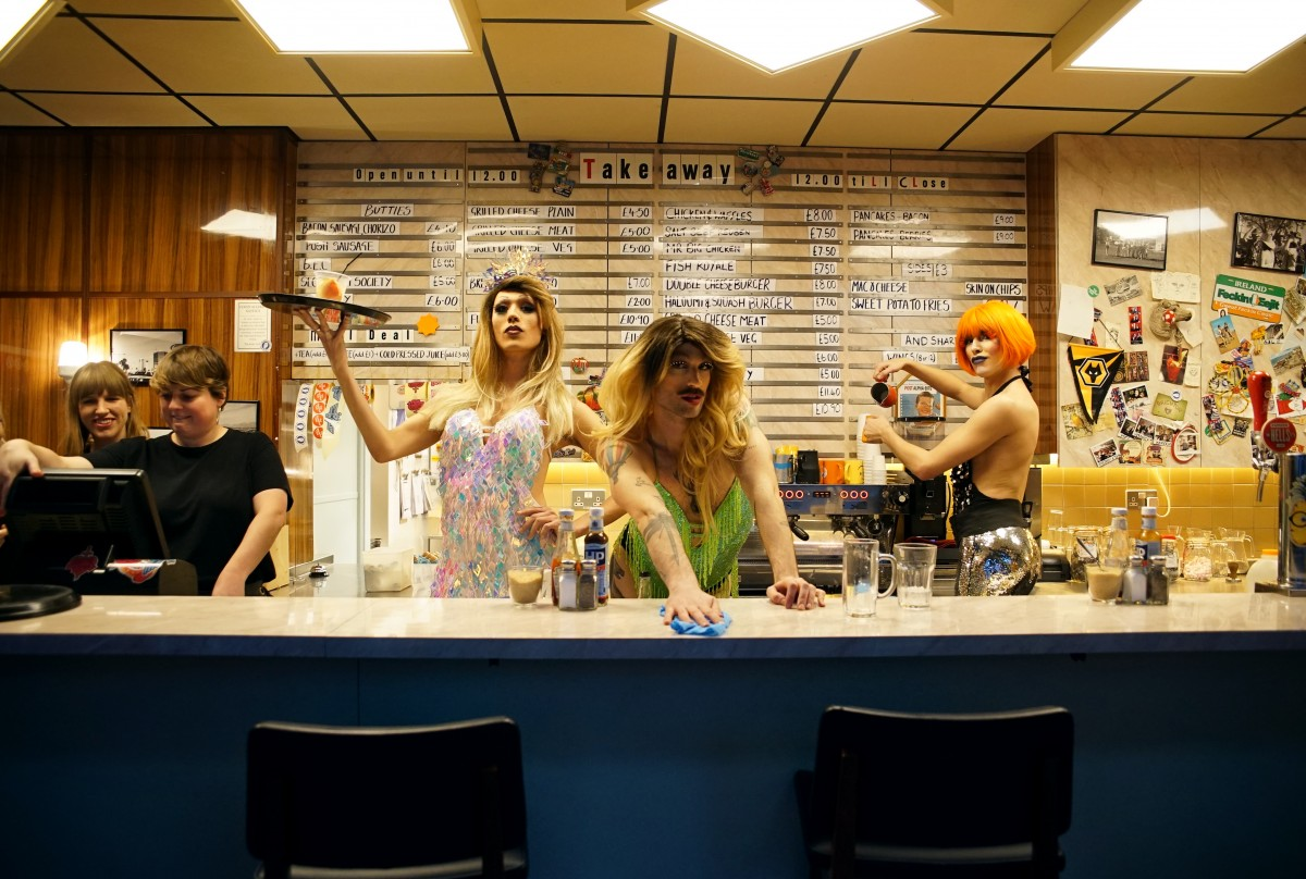 The Breakfast Club Bottomless Drag Brunch
