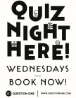 The George Quiz Night