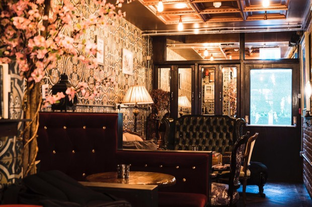 Map maison east london london bar reviews designmynight for Maison london