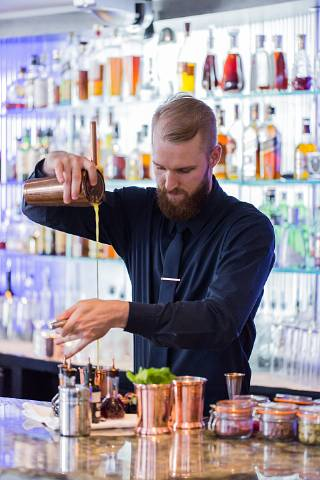 The May Fair Bar Cocktail Masterclass Experience