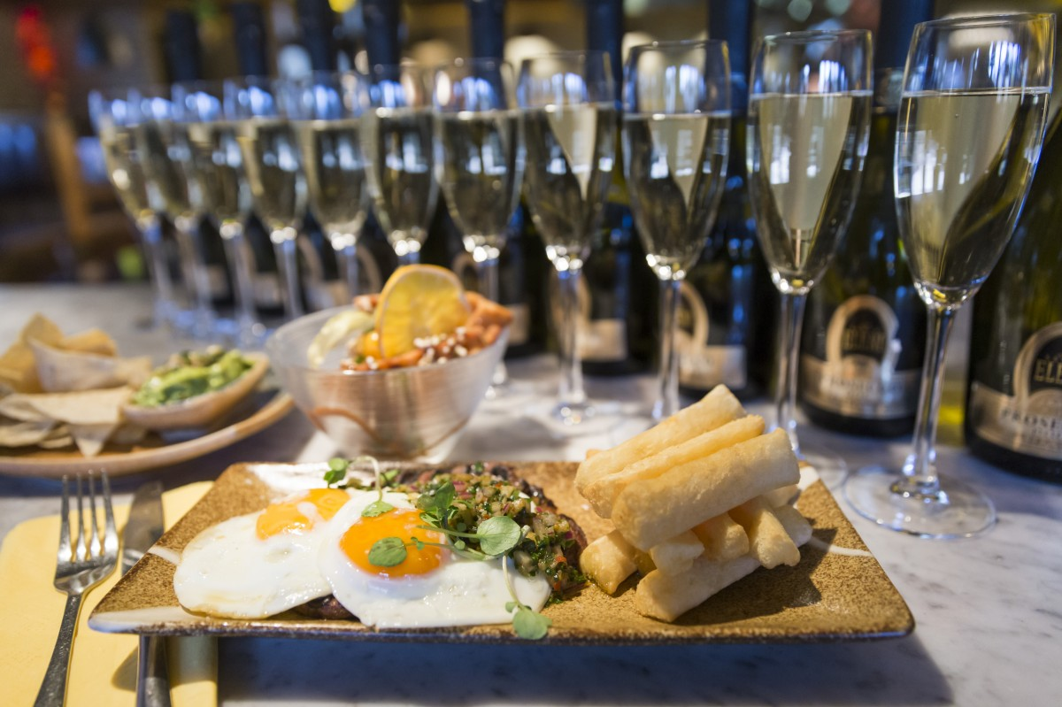Bottomless Boozy Brunch - Unlimited Bubbles + Bespoke 3-Course Brunching