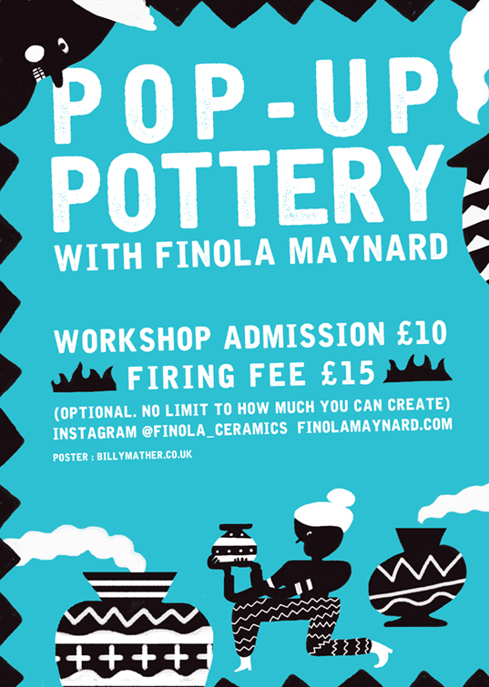 Pop Up Pottery