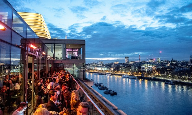 Rumpus Room Rooftop London Bar Reviews Designmynight