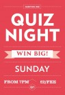 The Signal Quiz Night