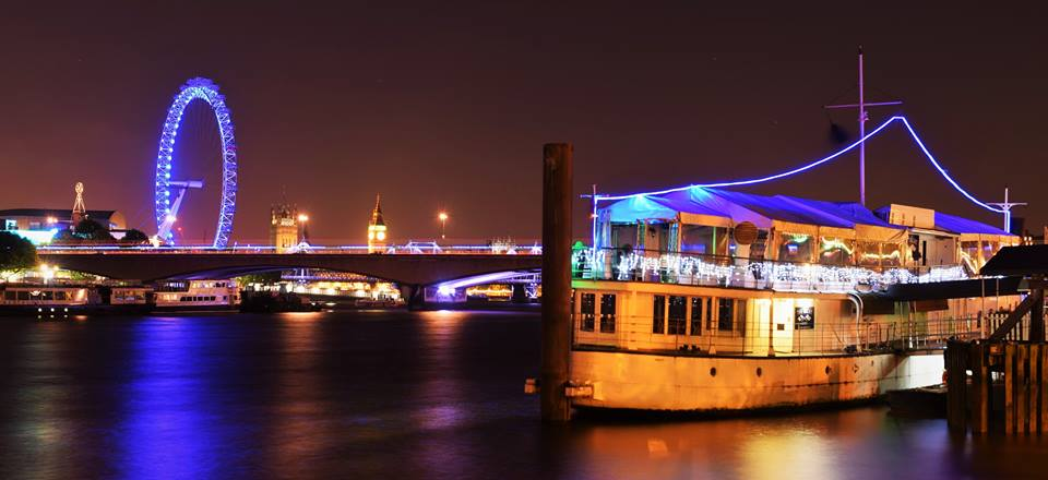 New Year S Eve 2017 At The Yacht London Embankment