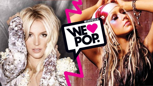 WeLovePop Club's Britney vs Christina Battle