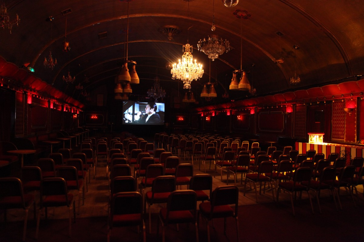 MOULIN ROUGE- Pop Up Cinema night