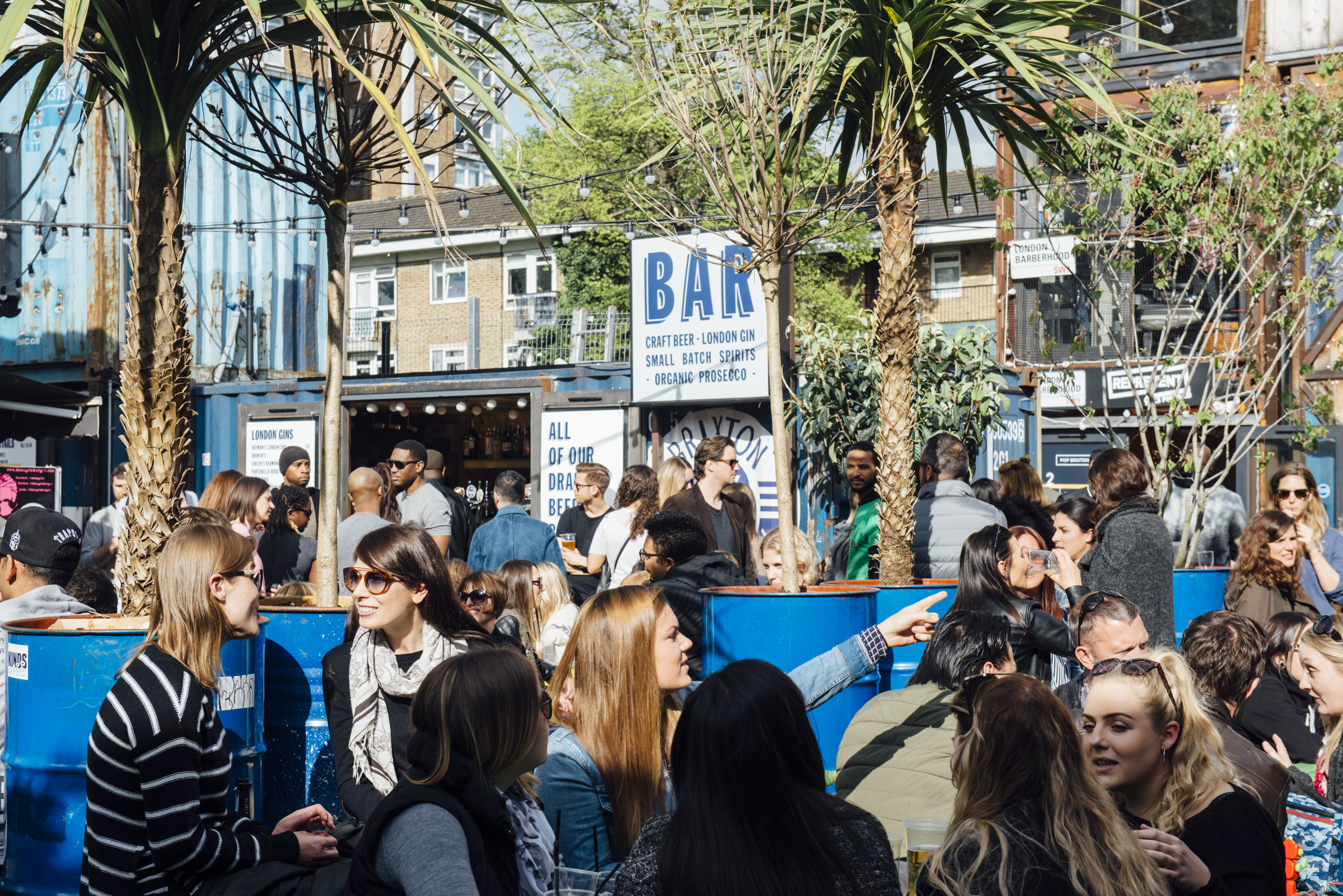 1 Year Here: The Pop Brixton Birthday Party