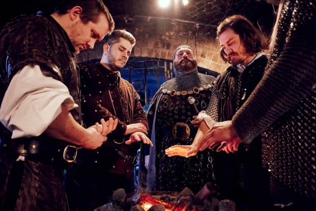 The Medieval Banquet photo