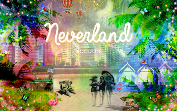 Neverland London photo