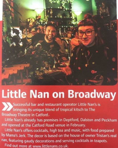 Little Nan's Broadway Theatre Saloon