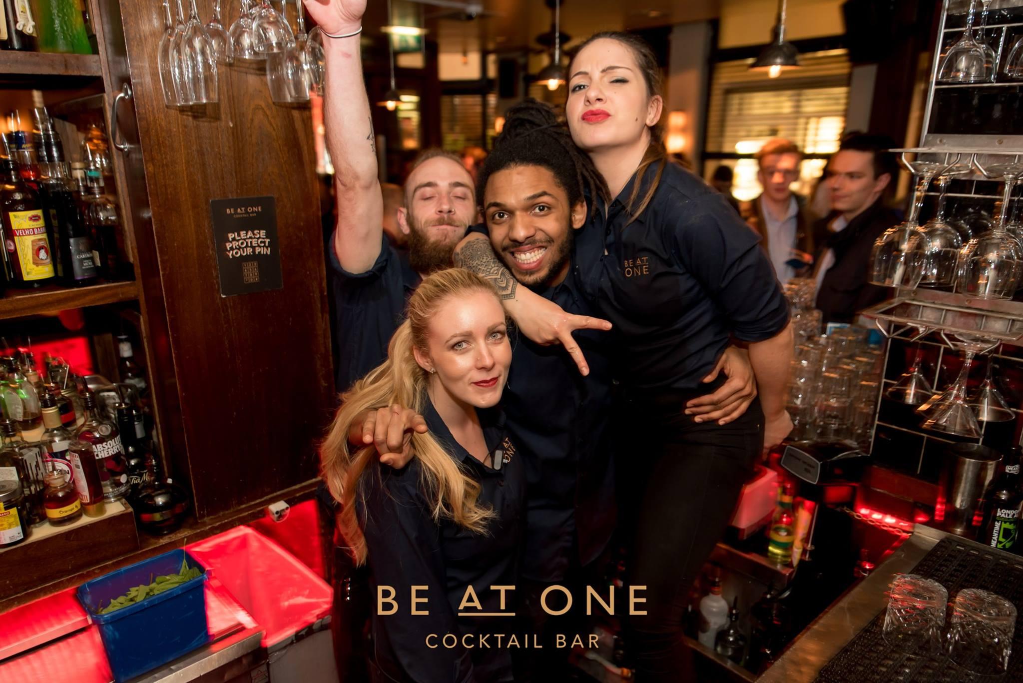 Be At One Bar Piccadilly Circus Soho London Bar Reviews