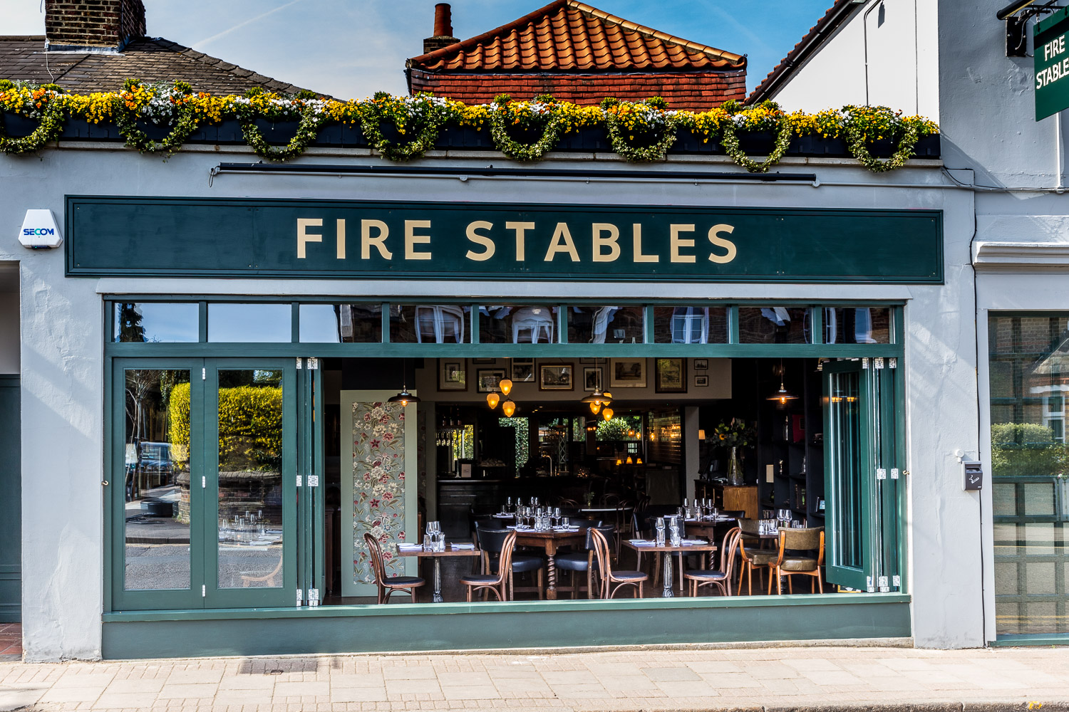 The Fire Stables