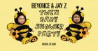 🐝 Beyoncé & Jay Z - Baby Shower Party 🐝