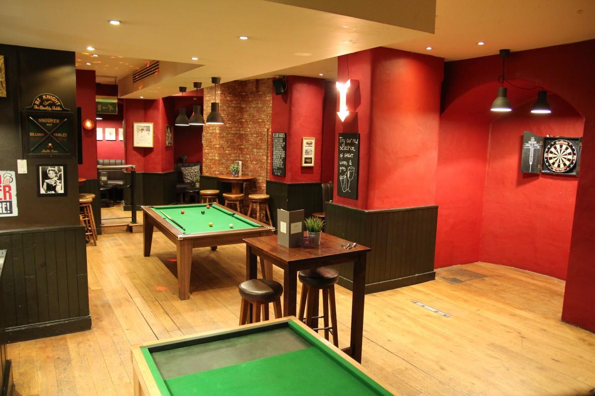 Creechurch Club Room