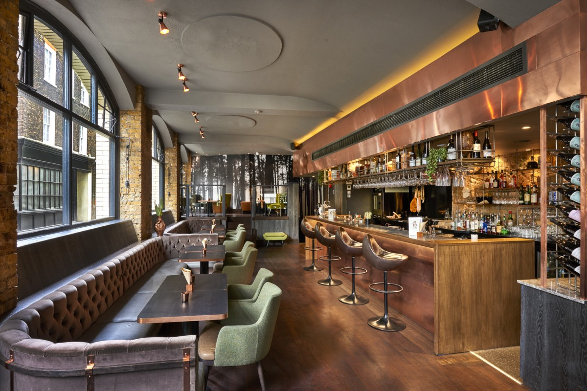 Le Bar Farringdon London Bar Reviews Designmynight