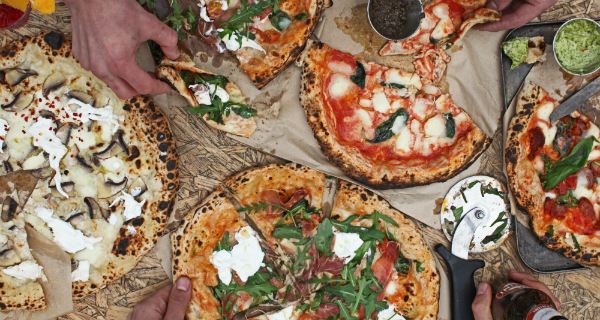 Made of Dough Pop-up Made of Dough find permanent home to deliver wood-fire pizzas in Peckham