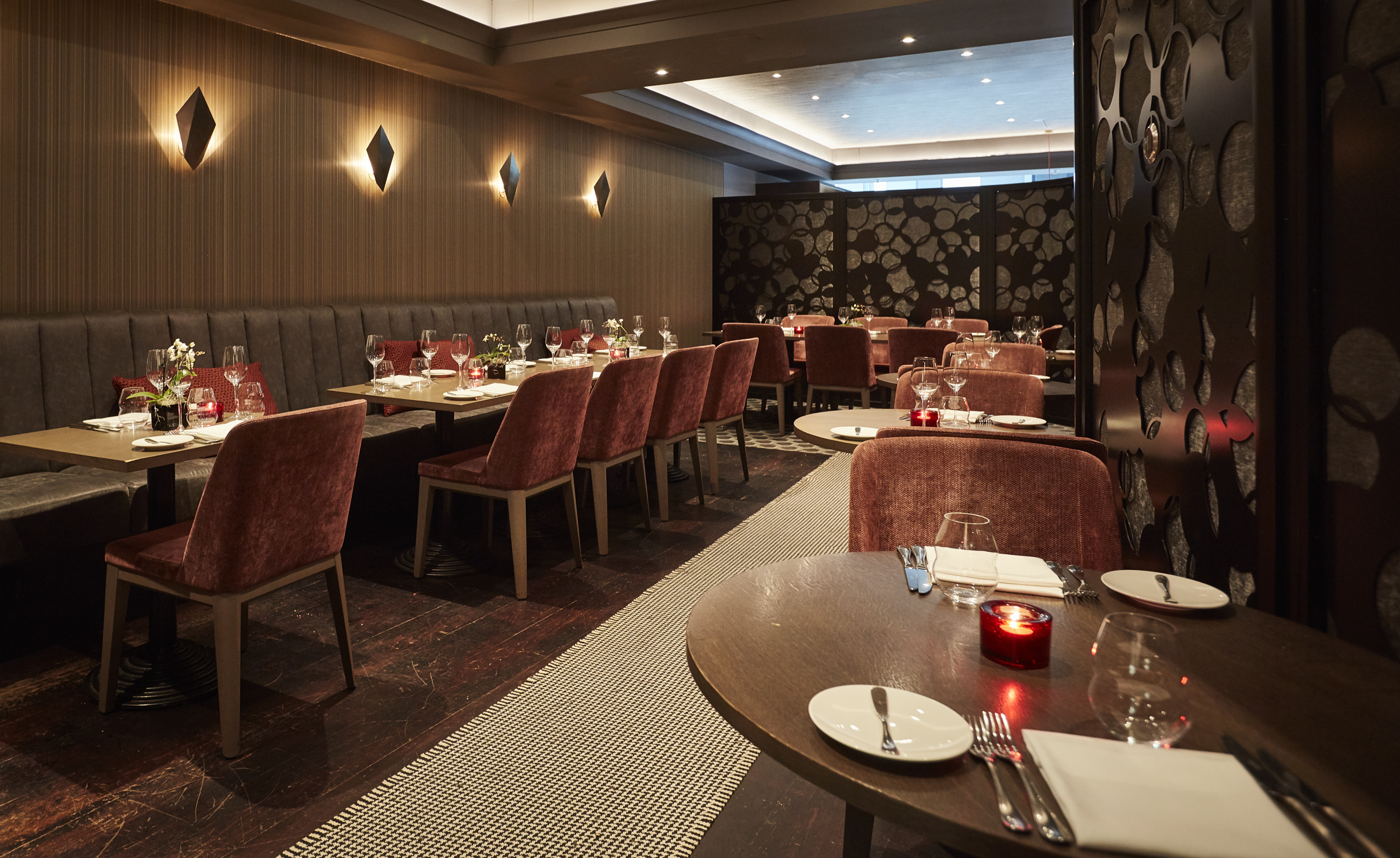 M Restaurant Threadneedle Street