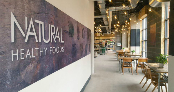 Natural Healthy Food Eatery Birmingham