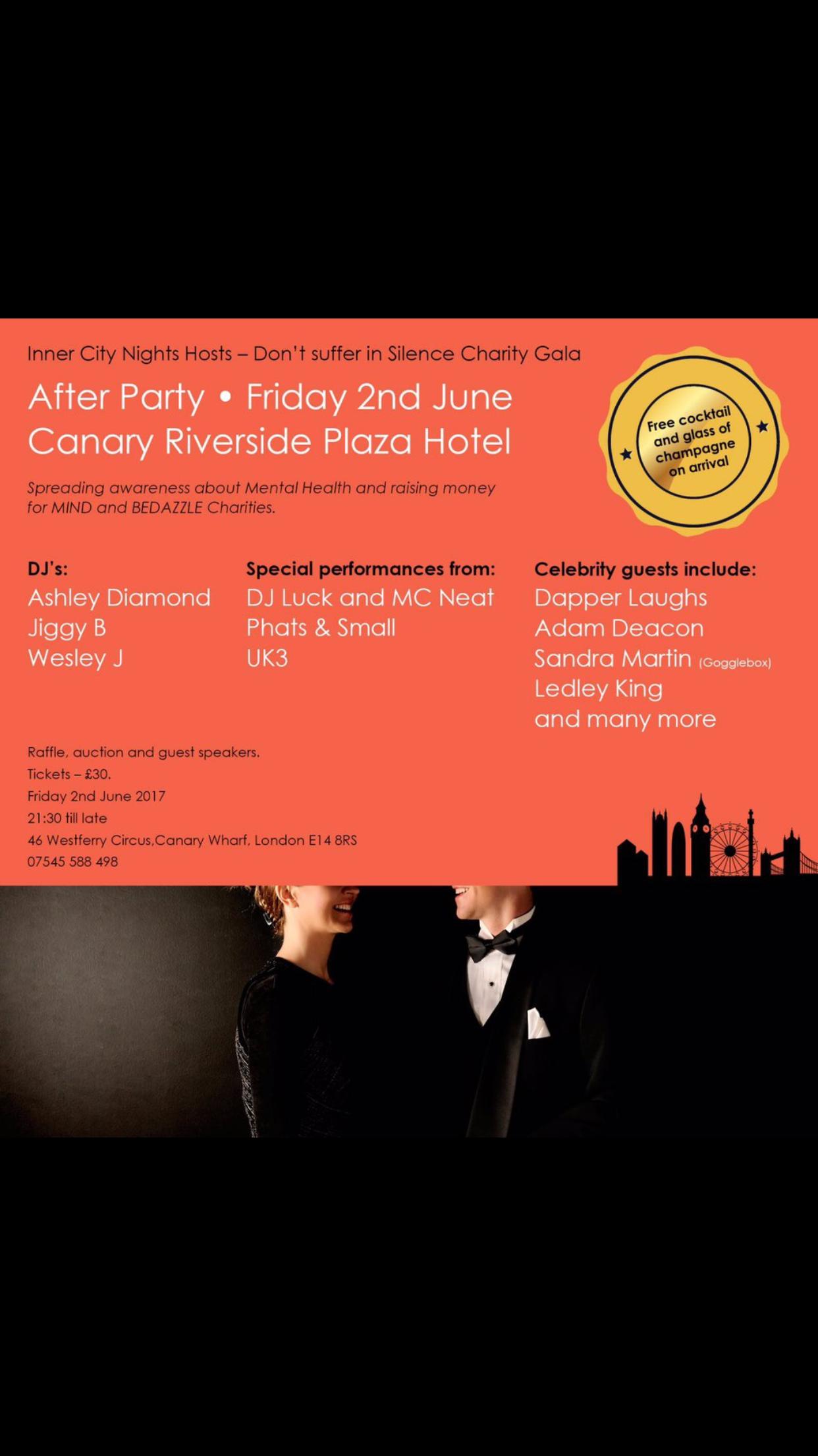 DJ LUCK & MC NEAT plus PHATS & SMALLS | London VIP Party