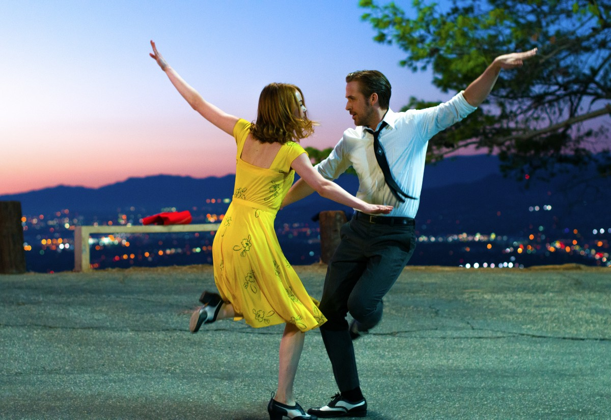 La La Land (2016) - The Luna Cinema