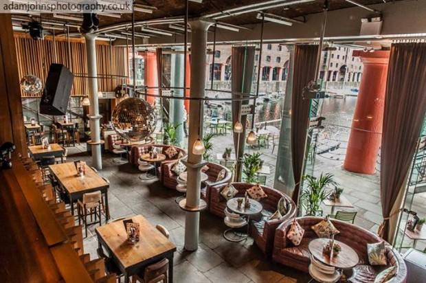 Italian Foods Near Me: Revolution Liverpool Albert Dock